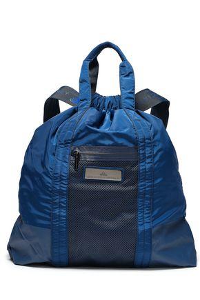 ADIDAS by STELLA McCARTNEY Mesh-paneled shell backpack