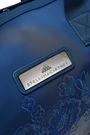 ADIDAS by STELLA McCARTNEY Embellished scuba weekend bag