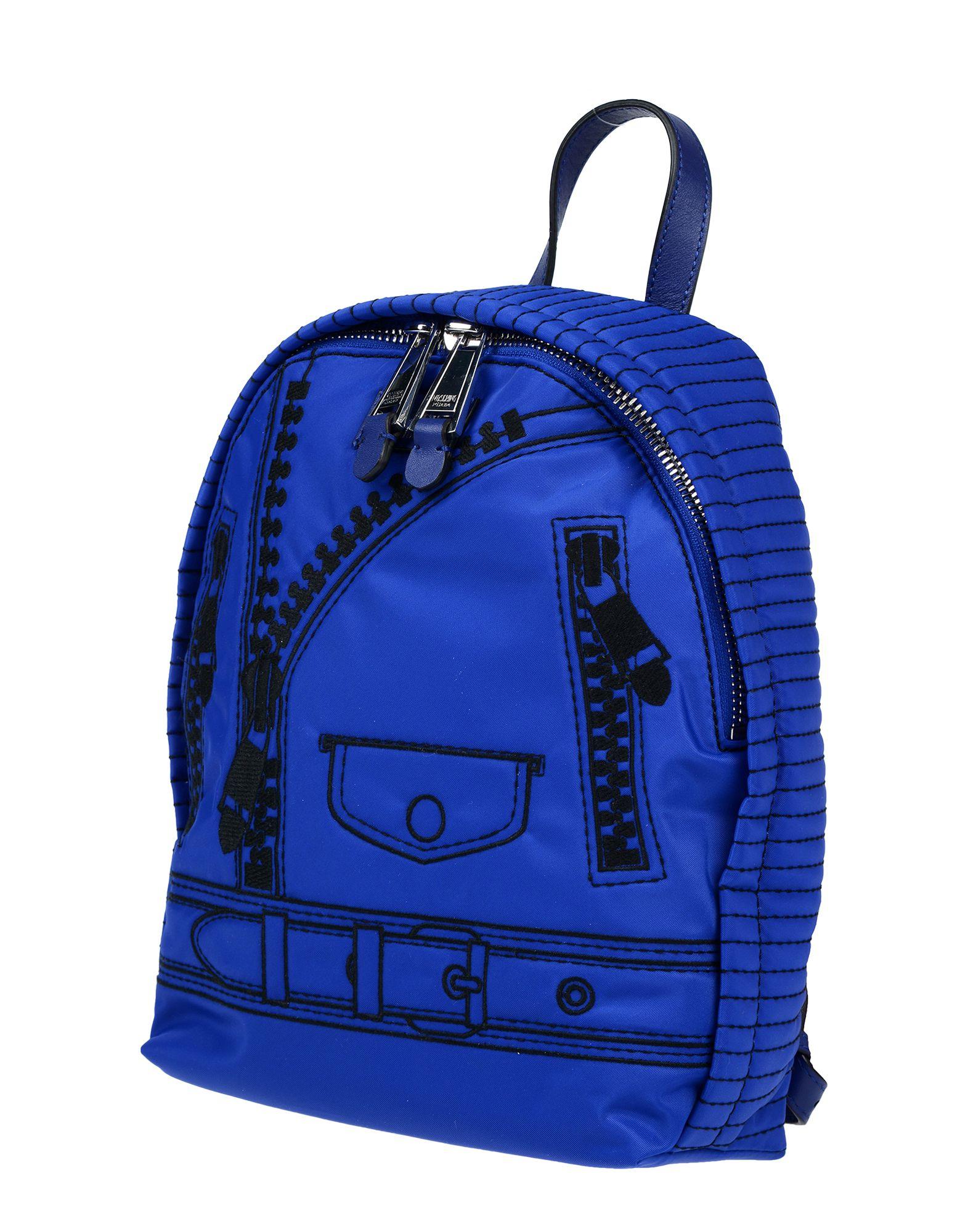 цена MOSCHINO Рюкзаки и сумки на пояс