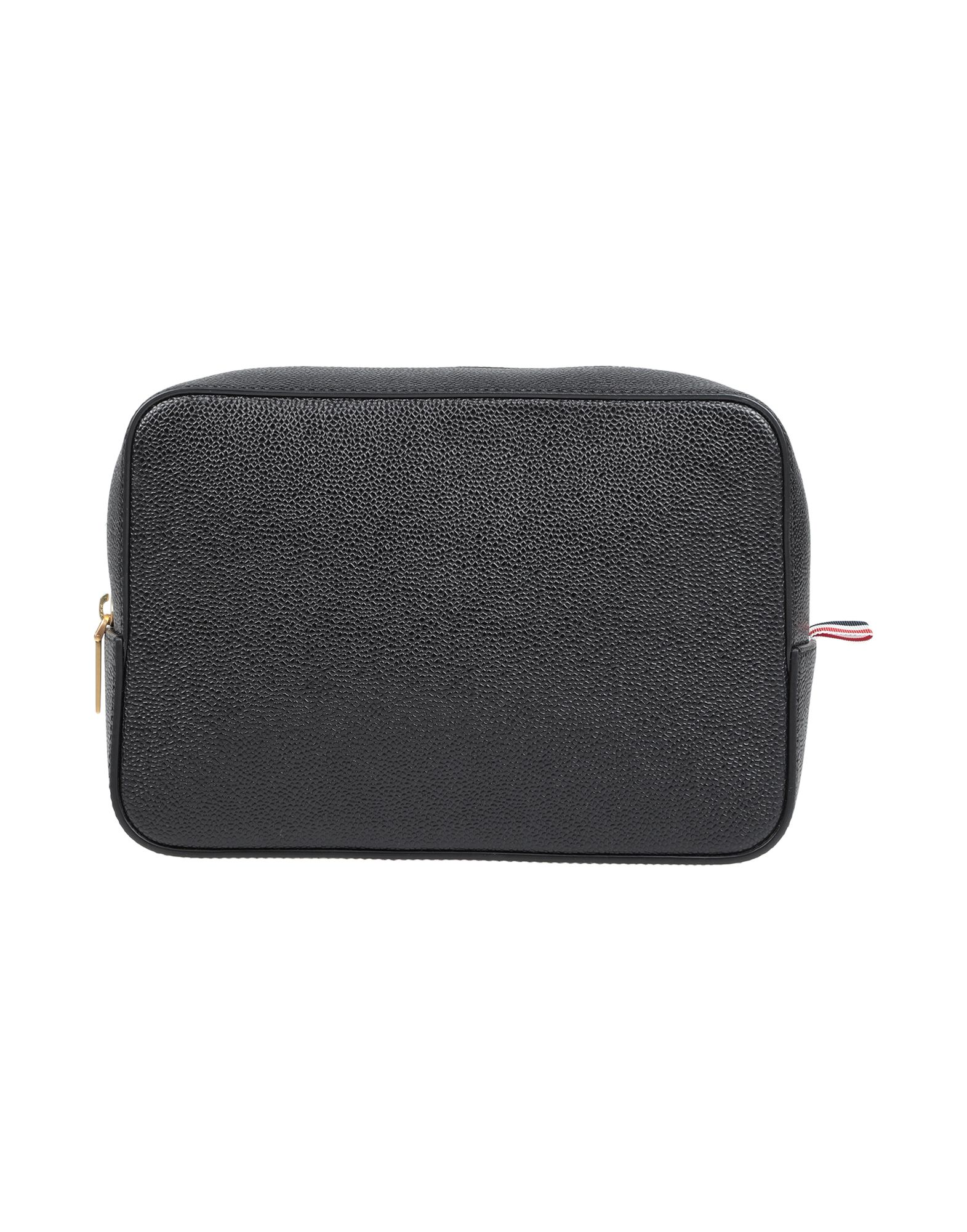 Фото - THOM BROWNE Beauty case women cosmetic bag travel lattice pattern makeup case zipper make up bags organizer storage pouch toiletry kit wash beauty bags