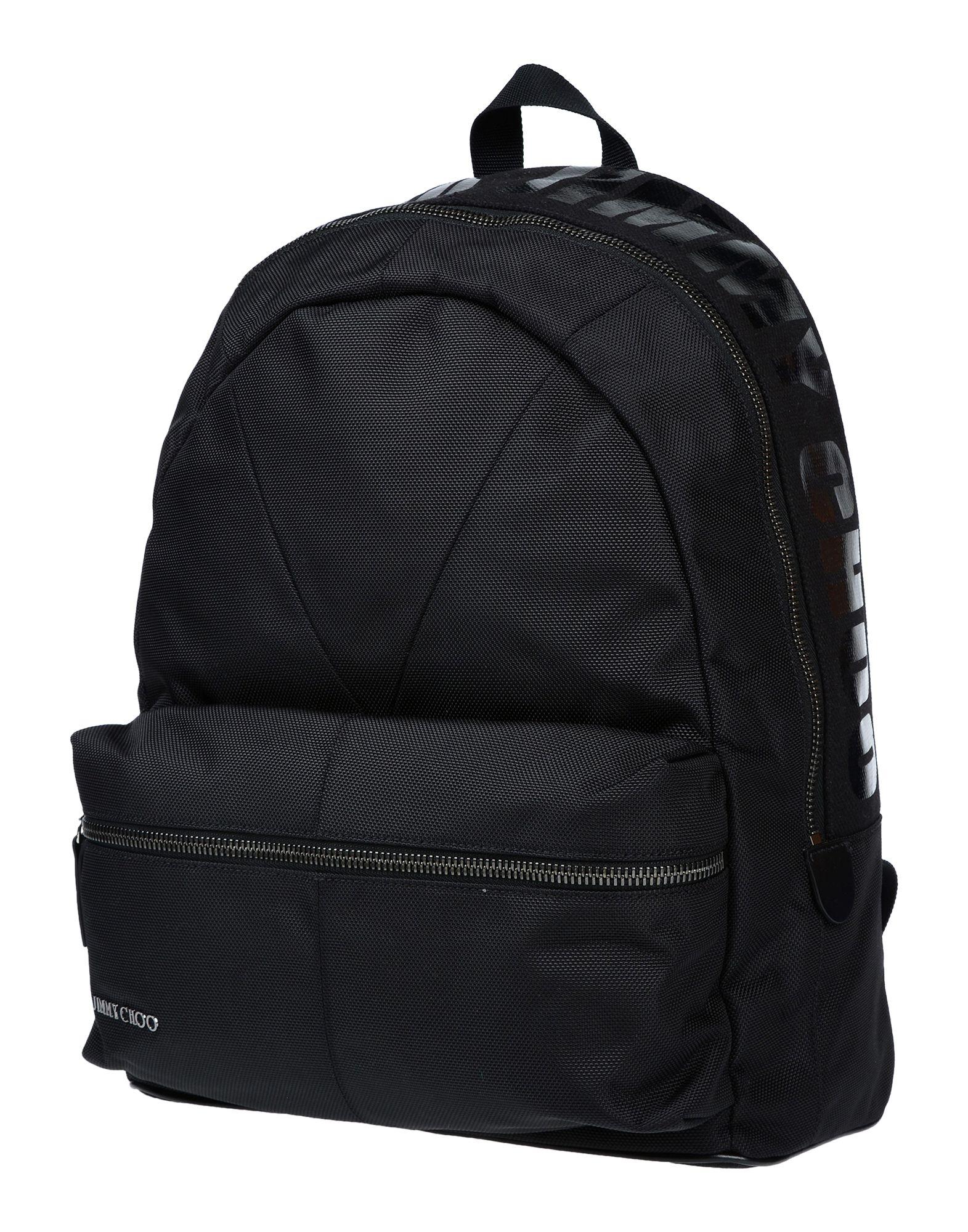 JIMMY CHOO Рюкзаки и сумки на пояс сумки