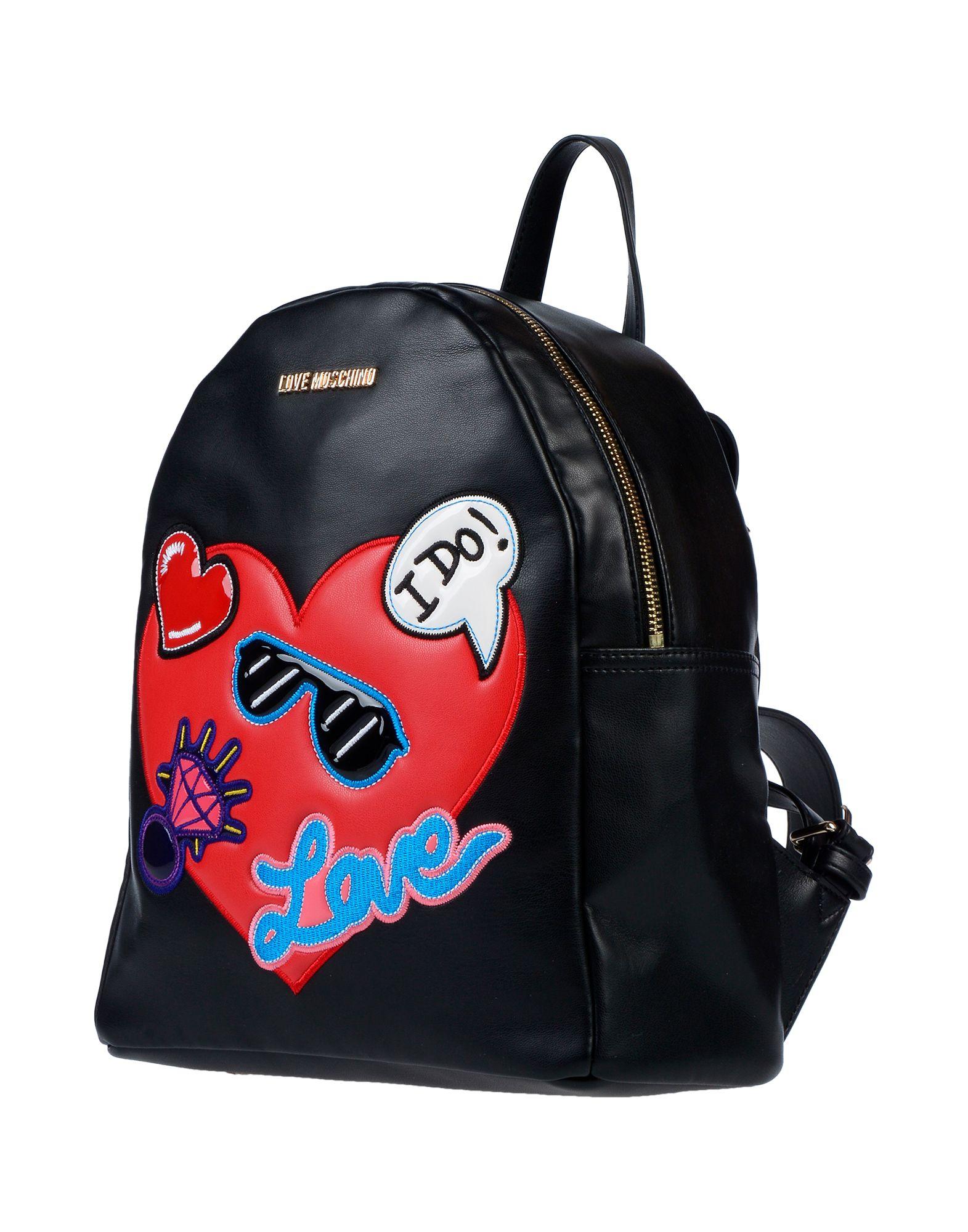 LOVE MOSCHINO Рюкзаки и сумки на пояс love wahshi  oiwas  легкая жизнь сумки
