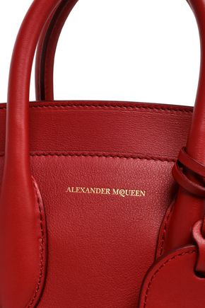 ALEXANDER MCQUEEN Heroine leather shoulder bag