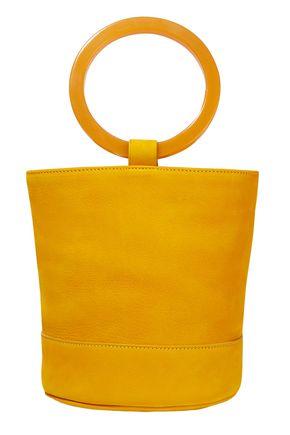 SIMON MILLER Nubuck bucket bag