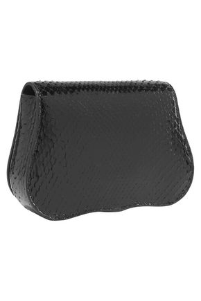 CALVIN KLEIN 205W39NYC Python shoulder bag