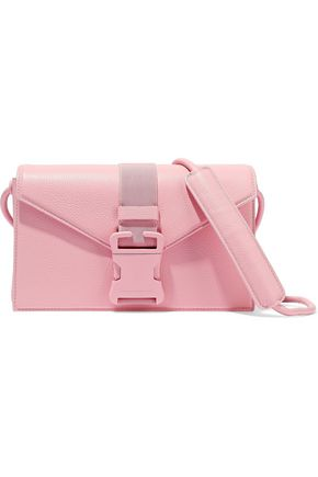 CHRISTOPHER KANE Devine pebbled-leather shoulder bag
