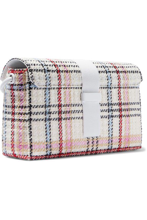f51571cb06 Devine checked tweed shoulder bag | CHRISTOPHER KANE | Sale up to 70 ...
