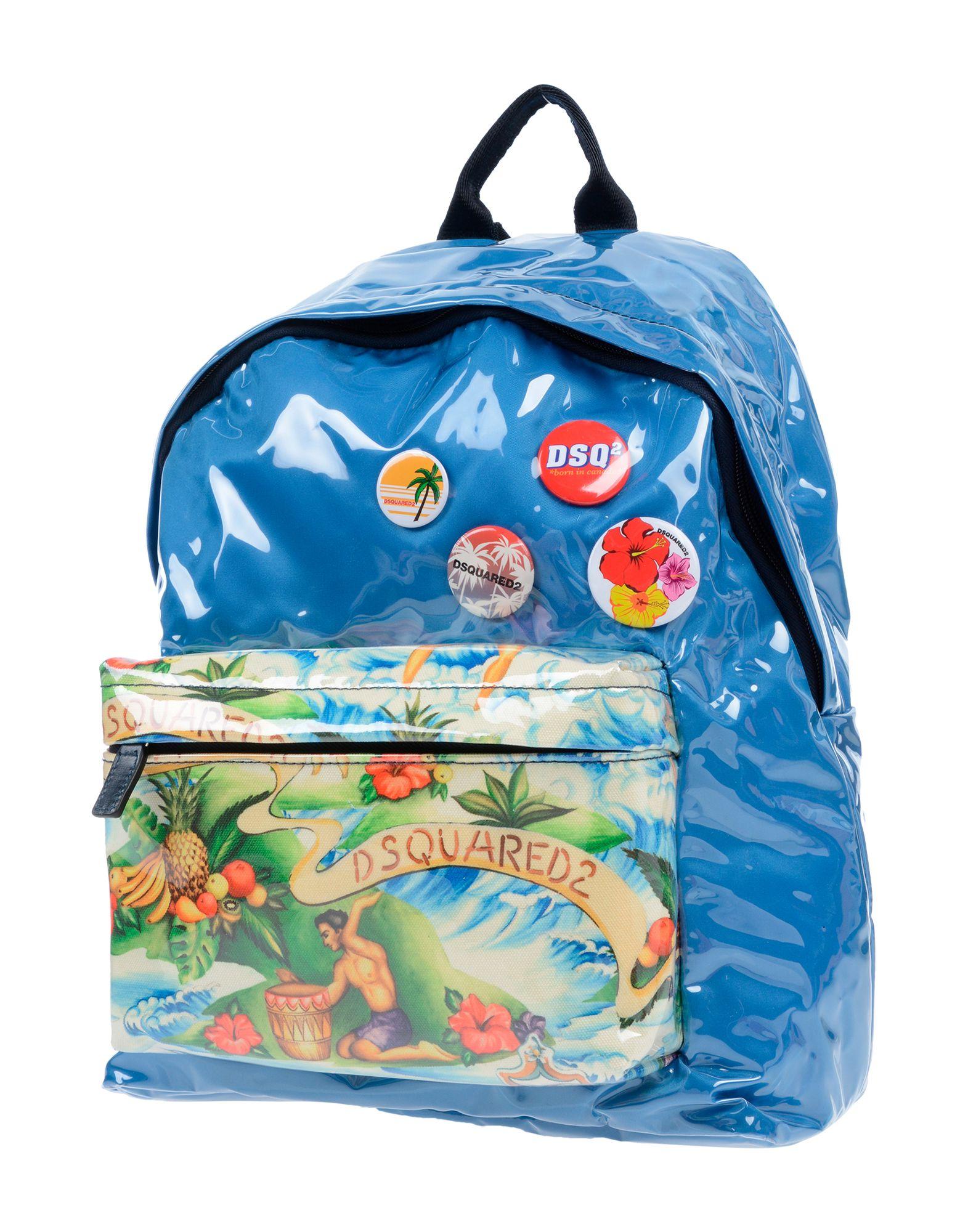 DSQUARED2 Рюкзаки и сумки на пояс женские сумки