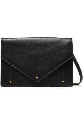 SARA BATTAGLIA Leather clutch