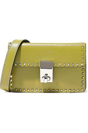 VALENTINO GARAVANI Studded leather belt bag