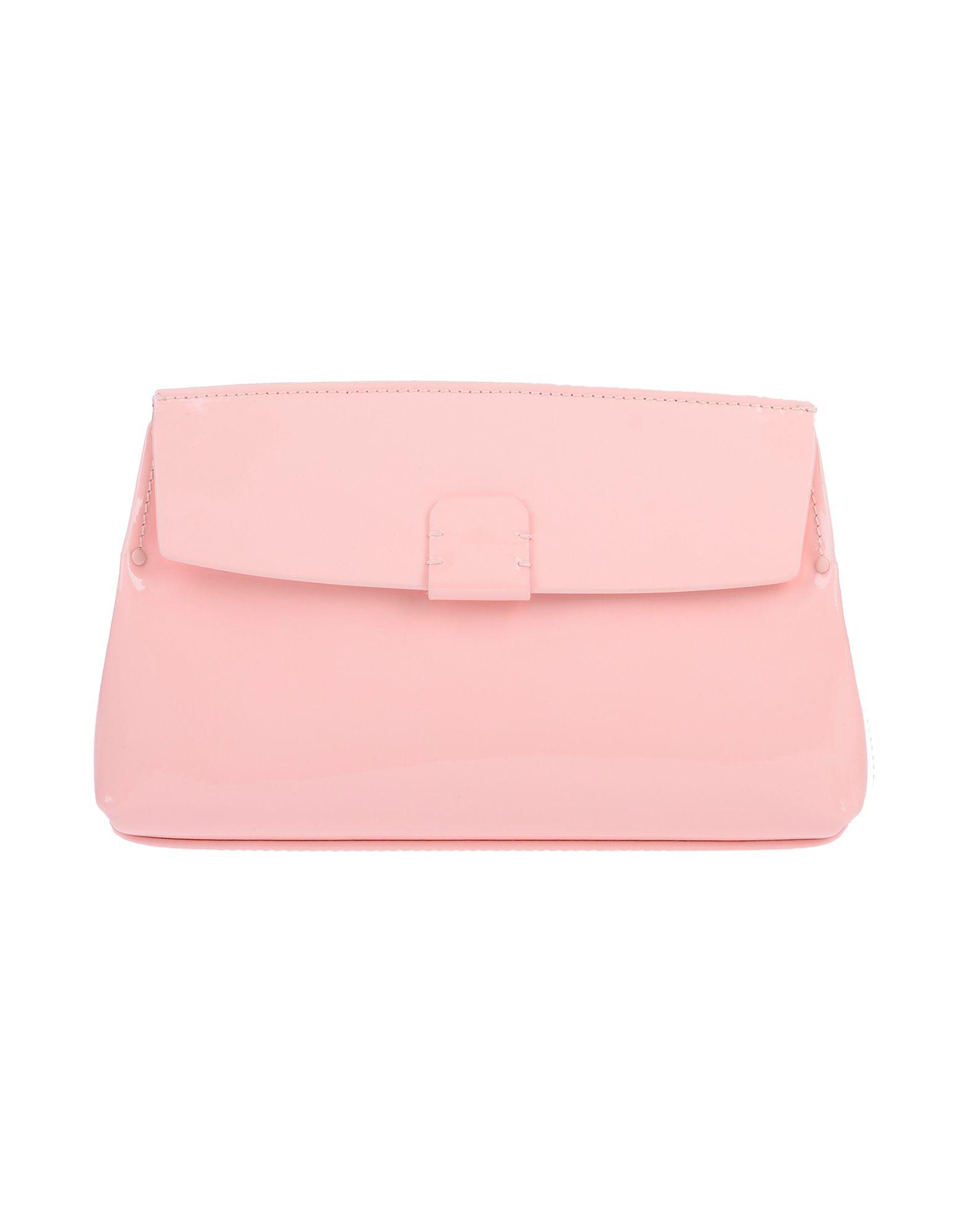 《セール開催中》NICO GIANI レディース ハンドバッグ ピンク 革