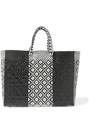 TRUSS Triptych woven tote