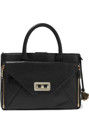 DIANE VON FURSTENBERG 440 Gallery Secret Agent leather shoulder bag