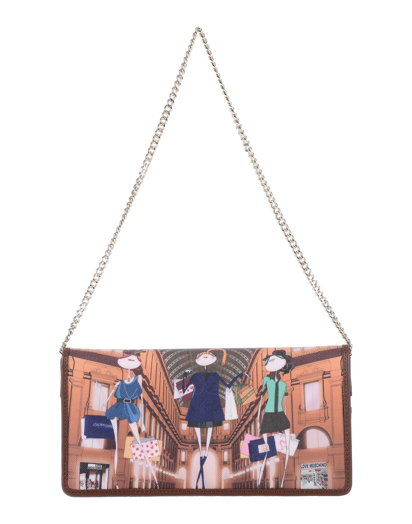 LOVE MOSCHINO Сумка на руку сумка love moschino сумка
