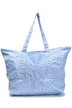 GANNI Fairmount printed shell tote