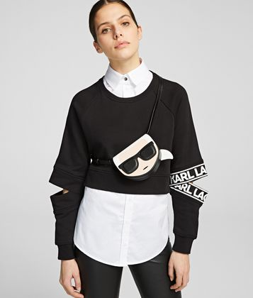 Karl Lagerfeld - K/Ikonik Bum Bag - 2
