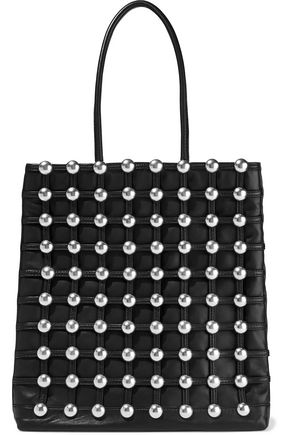 ALEXANDER WANG Studded leather tote