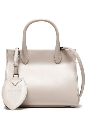 ALAÏA Leather shoulder bag