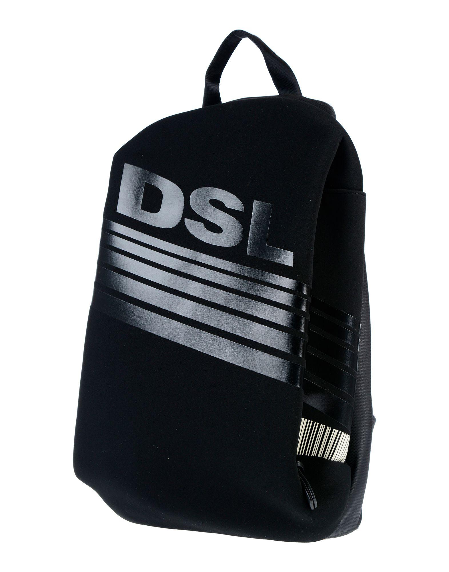 DIESEL Рюкзаки и сумки на пояс сумки