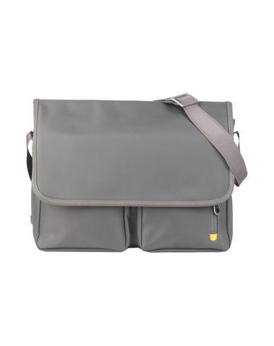 Фото - Деловые сумки серого цвета