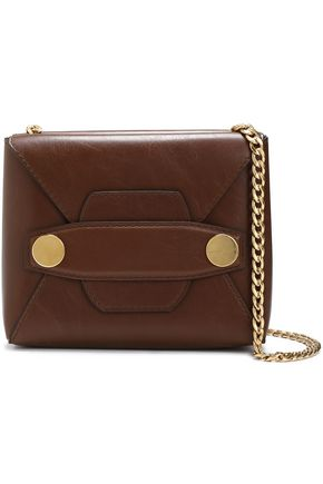 STELLA McCARTNEY Stella Popper faux leather shoulder bag