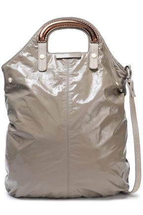 STELLA McCARTNEY Coated faux leather tote