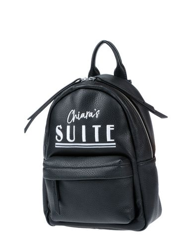 Фото - Рюкзаки и сумки на пояс от CHIARA FERRAGNI черного цвета