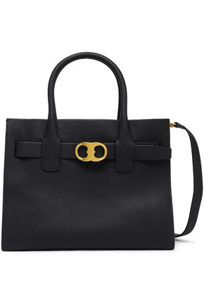 536cc25a1adf TORY BURCH Textured-leather tote