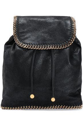 STELLA McCARTNEY Falabella brushed faux leather backpack