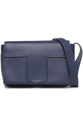 TORY BURCH Textured leather shoulder bag