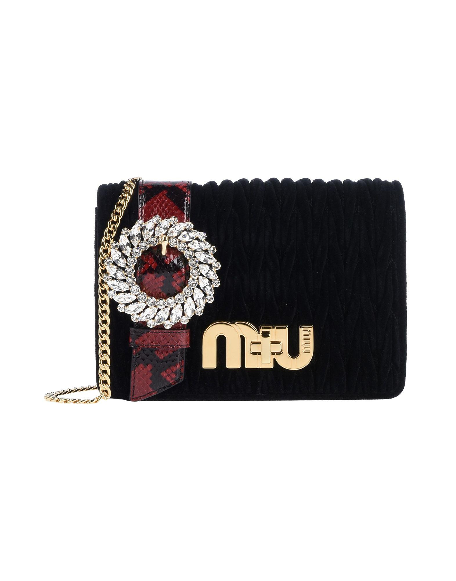 MIU MIU | MIU MIU Handbags 45448332 | Goxip