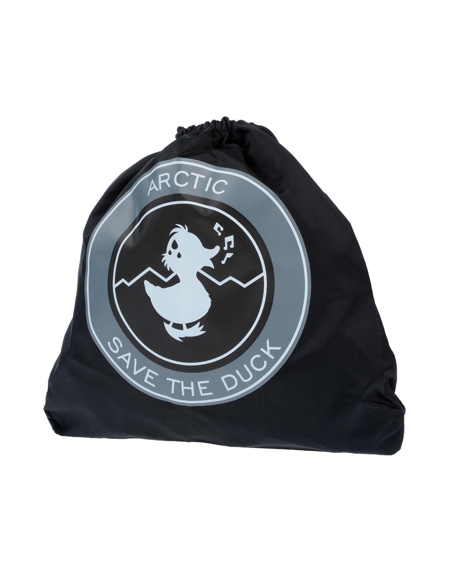 SAVE THE DUCK Рюкзаки и сумки на пояс мужские сумки рюкзаки интернет магазин недорого