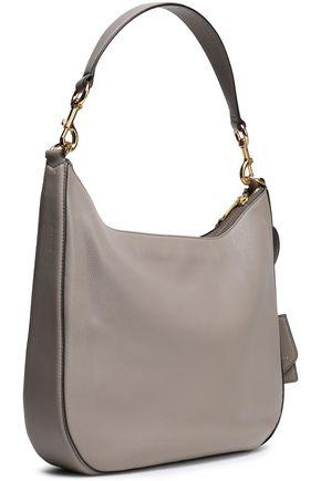 191066b29d MARC JACOBS Textured-leather shoulder bag