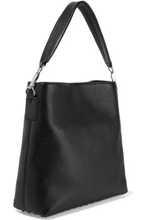 ALEXANDER WANG Darcy textured-leather shoulder bag