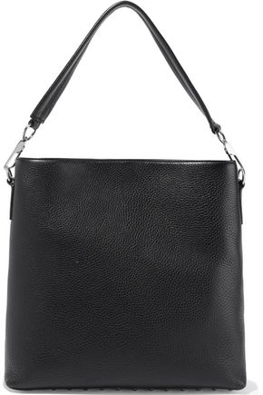ALEXANDER WANG Darcy pebbled-leather shoulder bag