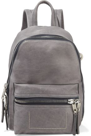 RICK OWENS Snakeskin backpack