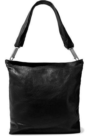 RICK OWENS Mega Adri textured-leather tote