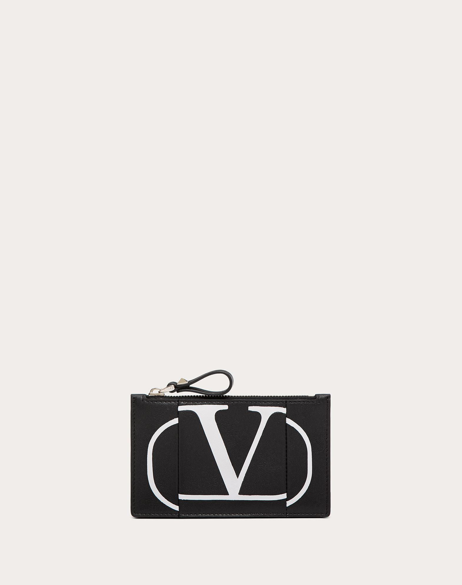 VLOGO Inlay Coin Purse and Cardholder
