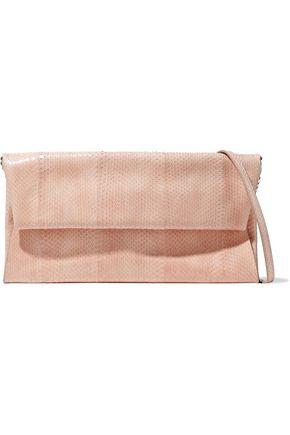 JIL SANDER Snakeskin shoulder bag