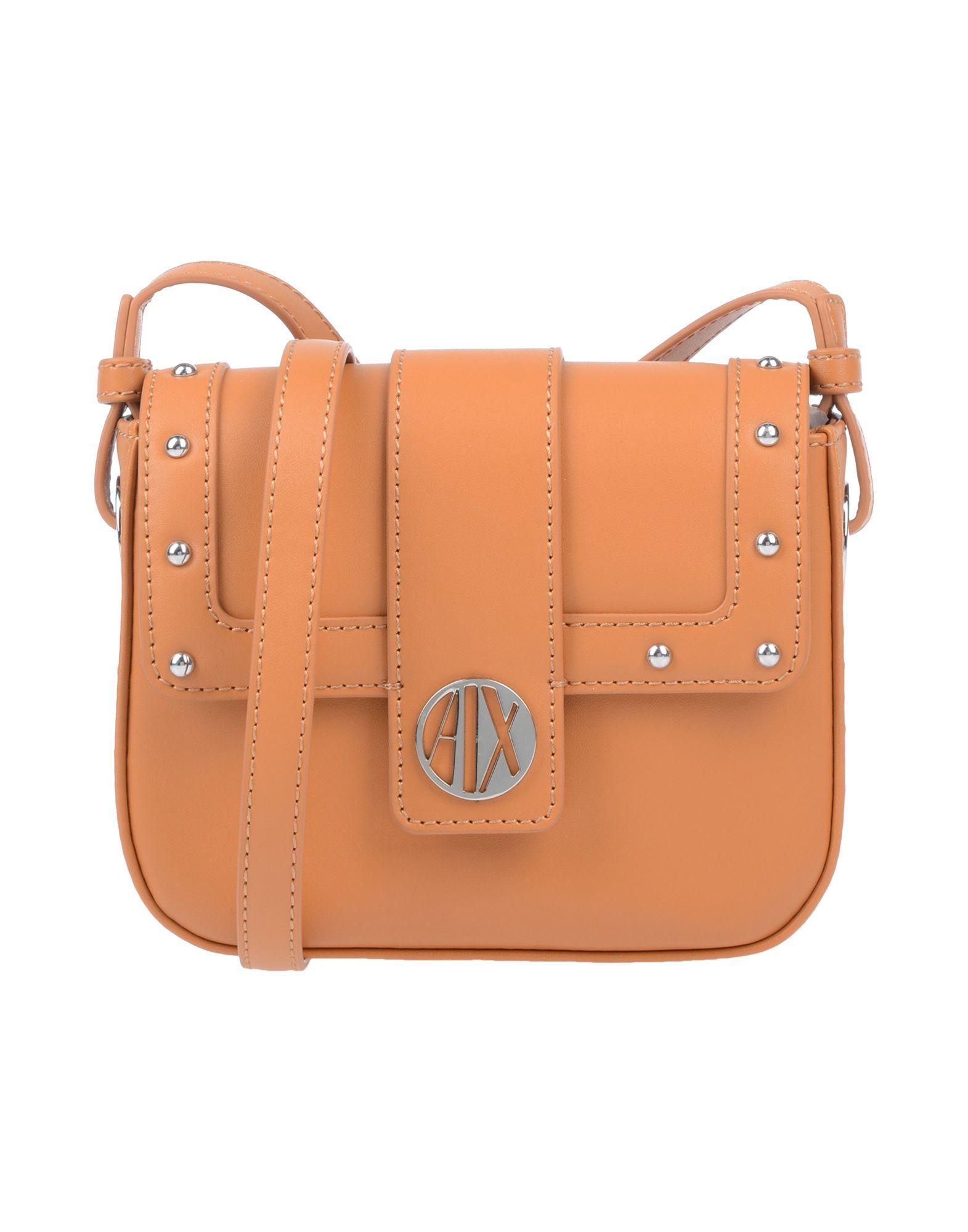 abb7262953f2 Armani Exchange Handbags In Brown