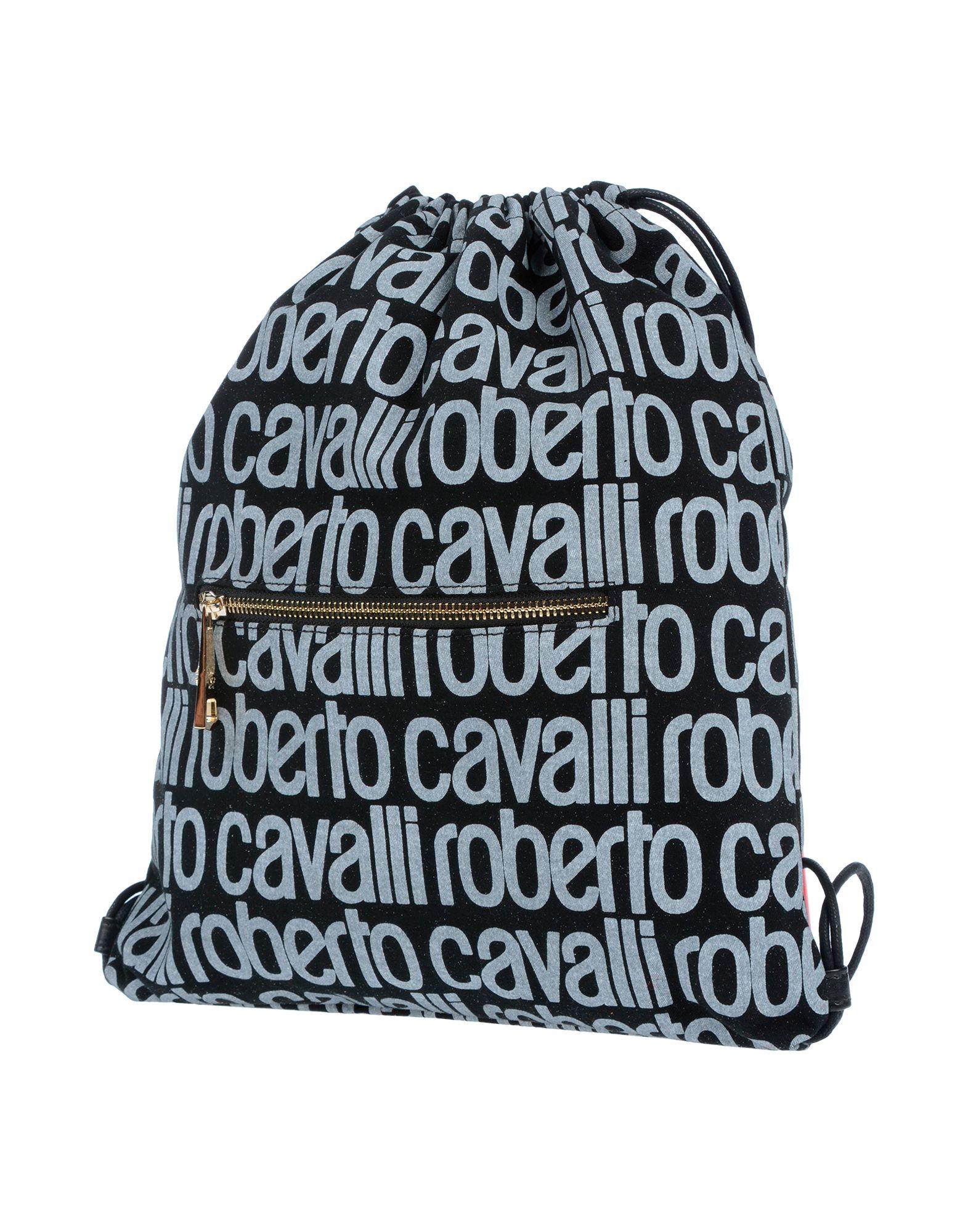 ROBERTO CAVALLI Рюкзаки и сумки на пояс
