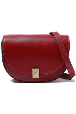 0676bc19afca VICTORIA BECKHAM Half Moon Box nano leather shoulder bag