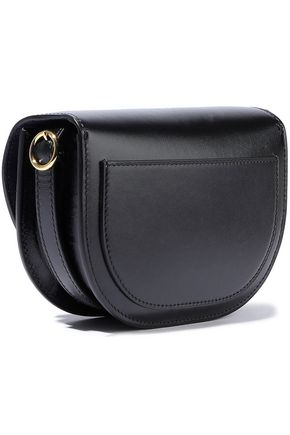VICTORIA BECKHAM Half Moon Box nano leather shoulder bag ac72dbe3748c2