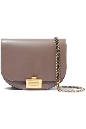 VICTORIA BECKHAM Nano Box leather shoulder bag