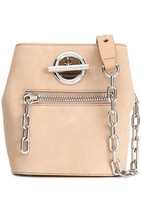 ALEXANDER WANG Suede bucket bag