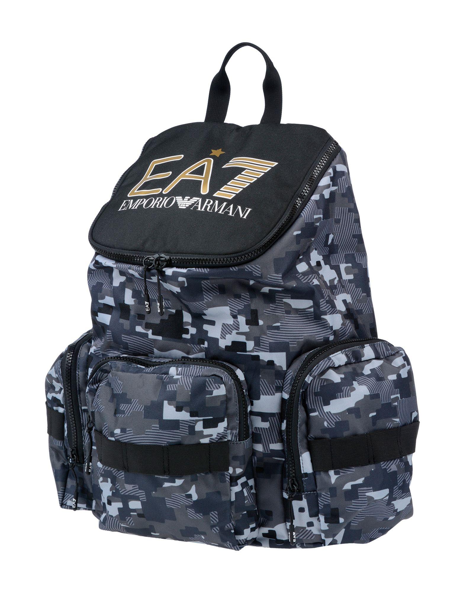 EA7 Рюкзаки и сумки на пояс сумки