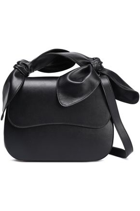 SIMONE ROCHA Knotted leather shoulder bag