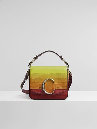 Mini Chloé C bag