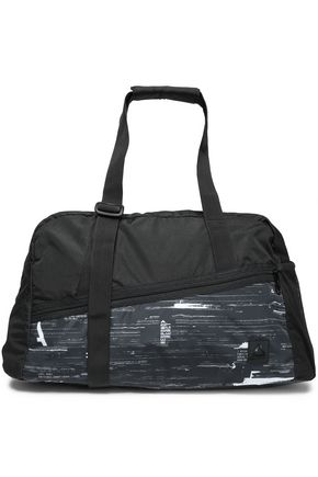 REEBOK Printed shell gym bag