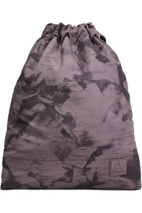 REEBOK Printed woven backpack